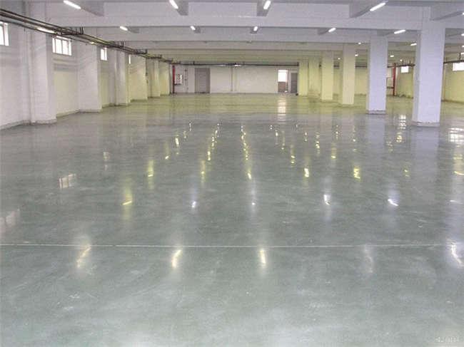 篮球场环氧地坪厚度