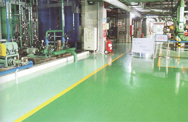 室外环氧地坪漆施工方案