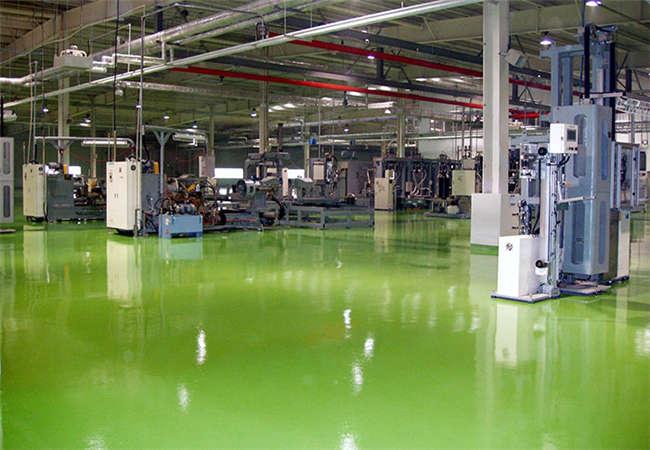 厂房环氧地坪价格