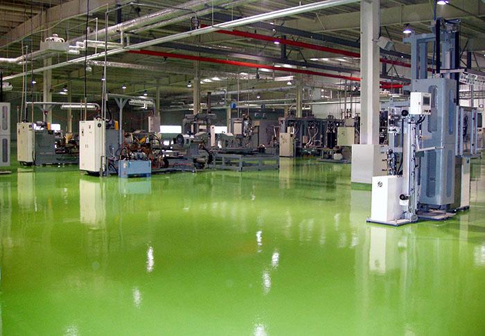 环氧玻璃钢(FRP)重防腐涂装