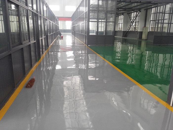 1kg环氧地坪漆原材料可刷多少平方米